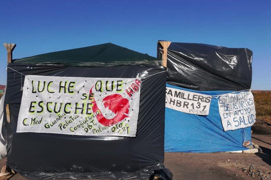 Foto: Trabajadores Autoconvocados Hpn