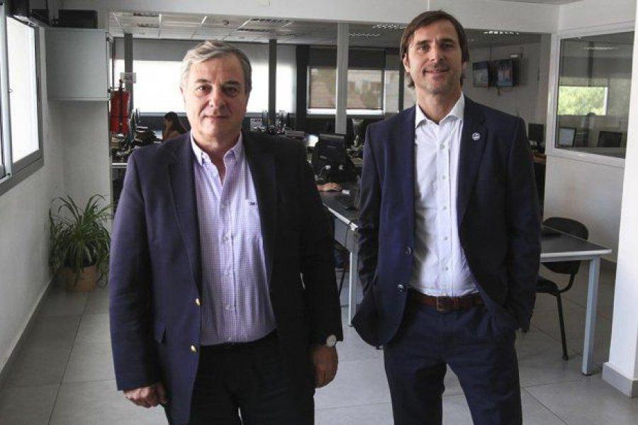 Ignacio Carnicero y Mariano Hasperué.